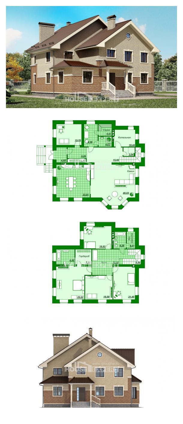 Проект дома 300-004-Л | House Expert